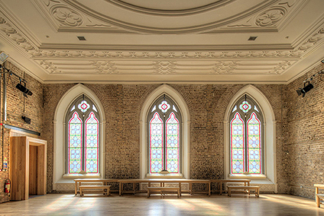 DWF Venue #4: Smock Alley Theatre (Caoimhe Connolly) | The Irish Literary Times | Scoop.it