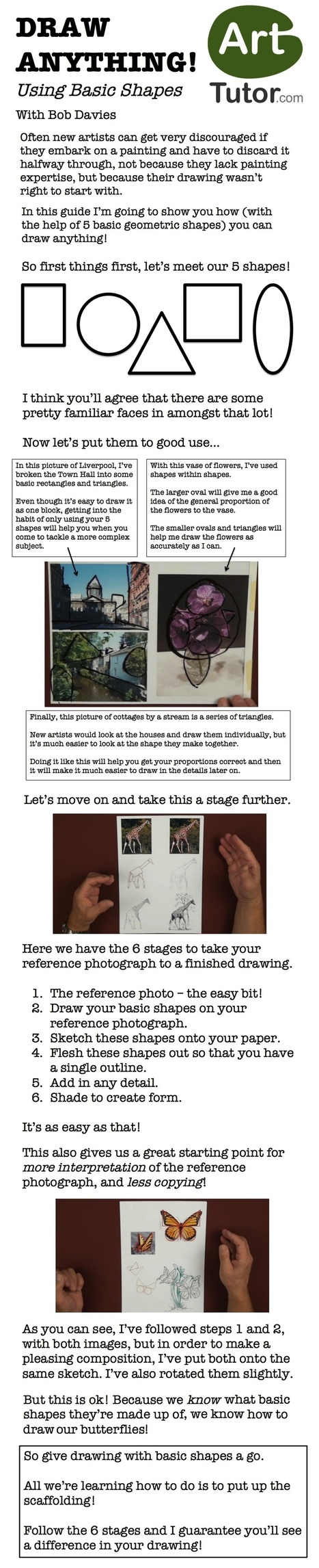 How To Draw Anything   art sculpture enseignement   Scoop.it