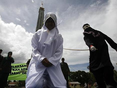 Sharia law: 'Women who wear tight clothes deserve rape' | Team Tommy Support Group | Scoop.it