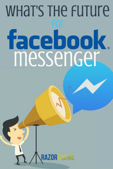 Wondering what the future is for Facebook Messenger? | MarketingHits | Scoop.it