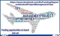 Action grants to support transnational projects to promote good practices on gender roles and to overcome gender stereotypes in education, training and in the workplace - JUST/2015/RGEN/AG/ROLE - E... | EU FUNDING OPPORTUNITIES  AND PROJECT MANAGEMENT TIPS | Scoop.it