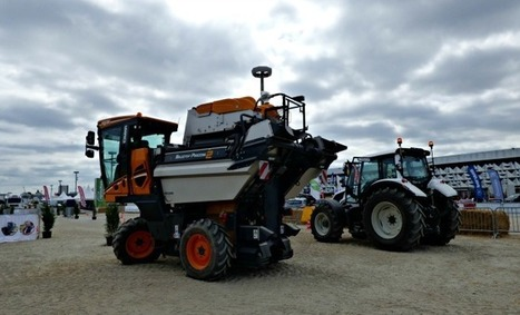 Le machinisme fait son show | Agriculture Aquitaine | Scoop.it