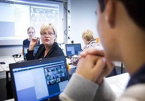 - Skolene skal bli bedre på  netthat | IKT i læring | Scoop.it