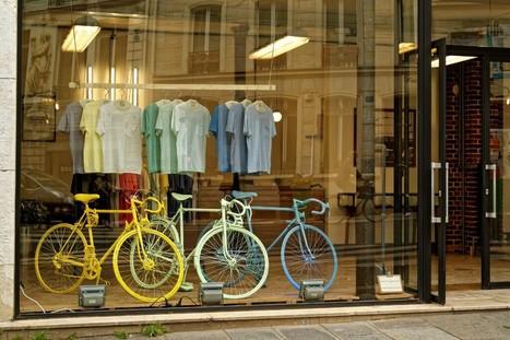 Quand vélo et commerces font bon ménage | Vélogik | Veille positive de l'actualité durable et de la nouvelle consommation | Scoop.it