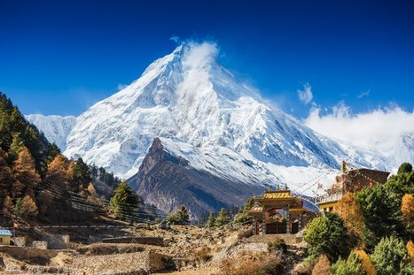 Manaslu Accessible for Trekking Again. | Adventure Travel at its Best! | Scoop.it