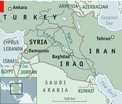 Less fertile crescent | Water scarcity and global action | Scoop.it