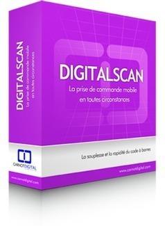 Prise de commande mobile par lecteur de codes à barres - Digitalscan | Solutions web | Scoop.it