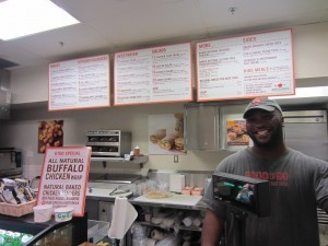 I-95 Rest Stop Serves Humanely Raised Meats - Humaneitarian | Living On Mother Earth: Permaculture, Organic Gardening & Farming, Homesteading, Tools & Implements | Scoop.it