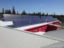Fort Yukon Goes Solar | NWT News | Scoop.it