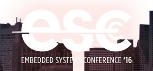 Embedded Systems Conference 2016 Schedule – April 13-14 | Embedded Systems News | Scoop.it