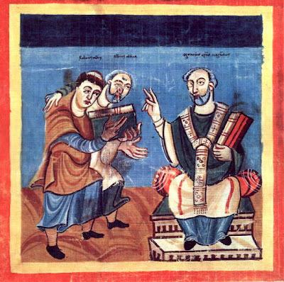 La adelphopoiesis: bodas homosexuales en la EdadMedia. | Mujer En La Época Medieval | Scoop.it