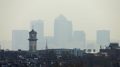 UK clean air goal missed by 20 years | AS Settlement (WJEC) links | Scoop.it