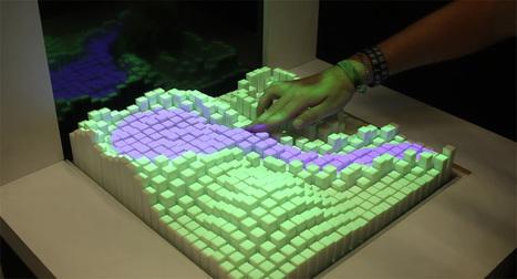 MIT Materiable : lorsque l'interaction virtuelle devient réelle   Informatique - Internet   Scoop.it