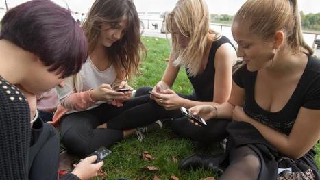 Fraude sur leur âge, surveillance des parents… Comment les ados utilisent-ils les réseaux sociaux ? | Vie scolaire | Scoop.it
