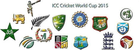Squads for 2015 ICC Cricket World Cup of All Cricket Teams| CricNow | ICC 2015 CWC | 2015 ICC World Cup Points Table, Latest News, Schedule & Live Scores | Scoop.it