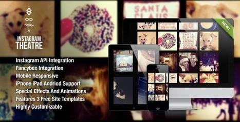 Instagram Theatre Wordpress Plugin Download | WordPress Plugins | n | Scoop.it