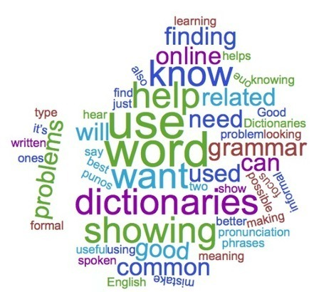 Improve your vocabulary with online dictionaries - | English Language Teaching and Learning | Scoop.it