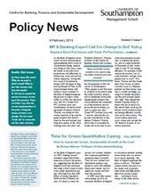 The Green New Deal » Report: Green Quantitative Easing | Peer2Politics | Scoop.it