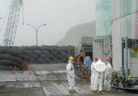 Fukushima : entre 20 et 40 mille milliards de becquerels ont fui dans l'océan   Tout est relatant   Scoop.it