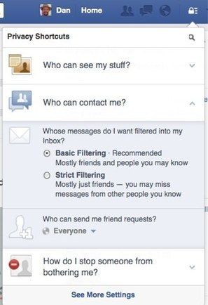 The Comprehensive Guide to Facebook Privacy Settings | Infodoc et autres tracas... | Scoop.it