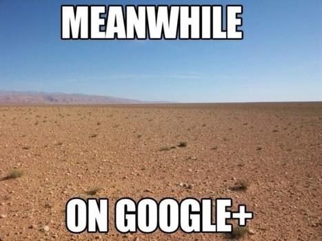 I numeri di Google+: veri o gonfiati?Ninja Marketing, il punto di riferimento nell'innovazione nel marketing e nella comunicazione. | Social Media | Scoop.it