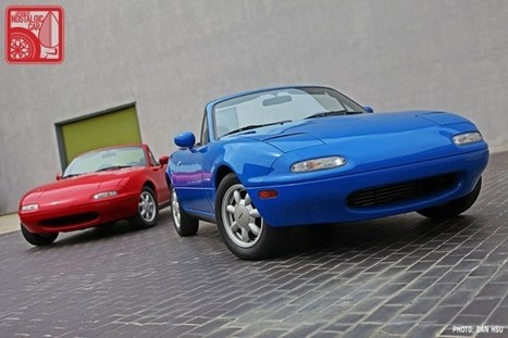 Kansai Automotive Blog – The Mazda MX-5 is now officially a Japanese Nostalgic Car | Japanese Cars | Scoop.it
