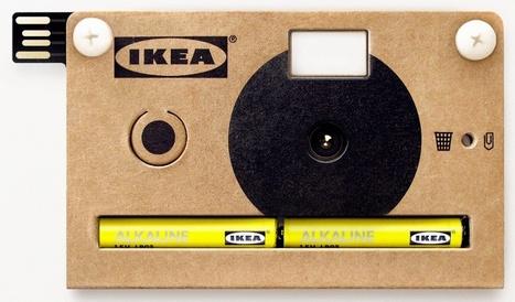 IKEA se lance dans le marché de la photo avec le Knäppa ...   Magasin Ikea   Scoop.it