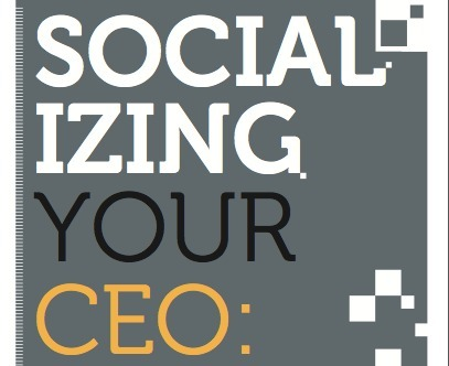 How Social Are The Fortune 500 CEOs? | The presence on Social Media | MEDIACLUB | Scoop.it
