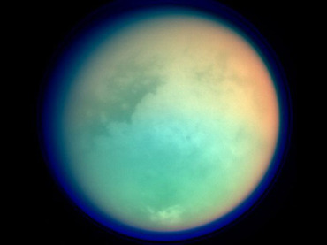The Tides of Titan | Origin of Life: Emergence, Self-organization and Evolution | Scoop.it
