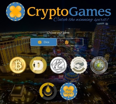 Win Moar: Crypto Dice Betting Strategies | Crypto-Games.net slot and dice game for playing with cryptos | Scoop.it
