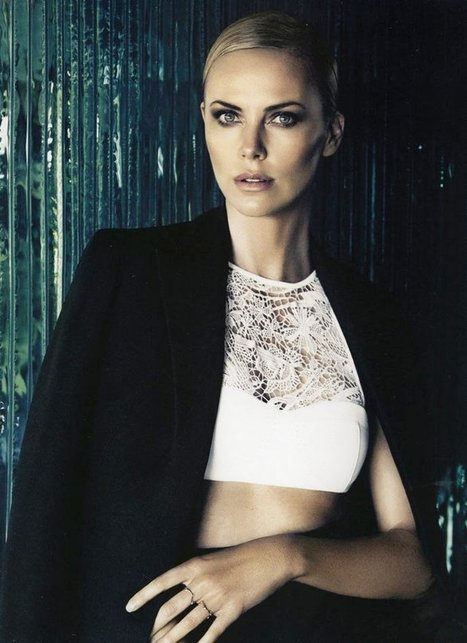 Charlize Theron by Patrick Demarchelier | Photography | Scoop.it