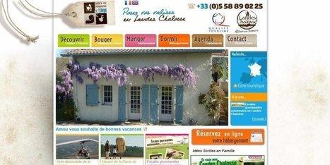 L'office de tourisme d'Amou surfe vers les nouveaux visiteurs | Le tourisme de demain | Scoop.it