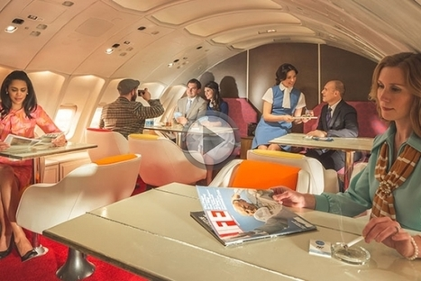 Bringing Pan Am Back To Life: Photographing And Lighting The First Class Cabin of a 747 | Fstoppers | ART  | Conceptual Photography & Fine Art | Scoop.it