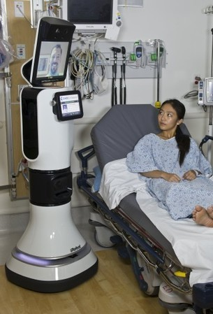 iRobot introduces telepresence doctor | Longevity science | Scoop.it