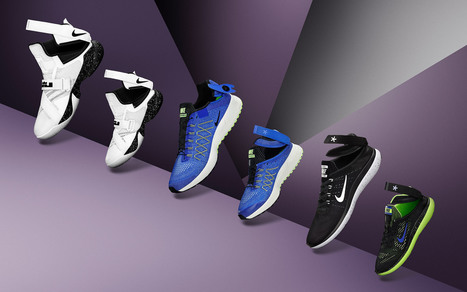 Nike Expands Shoe Line For People With Special Needs | Special Education News | Scoop.it