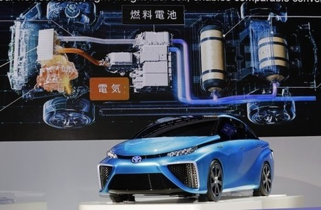 Are hydrogen cars the wave of the future? Toyota thinks so. | Science | Scoop.it