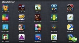 33 Great Apps for Storytelling and Creativity | learning by using iPads | Scoop.it