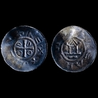 British Museum - Silver penny of Otto III and Adelheid | Medieval History | Scoop.it