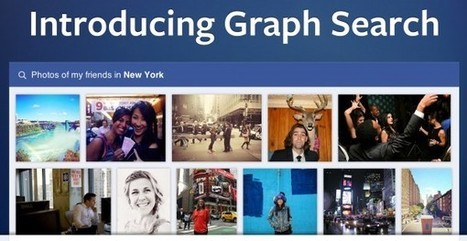 Up Close With Facebook Graph Search | Social Media Journal | Scoop.it
