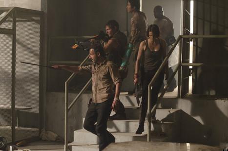'The Walking Dead' Showrunner Speaks Out About Exit | Stuff that Tweaks | Scoop.it