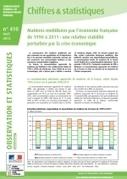 Matières mobilisées par l'économie française de 1990 à 2011 : une relative stabilité perturbée par la crise économique | great buzzness | Scoop.it