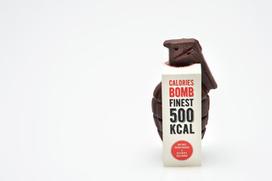 Calories Bomb | 1001 Creative ideas ! | Scoop.it