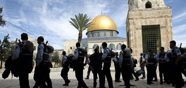 More than 200 soldiers, settlers storm Aqsa mosque - Ezzedeen Al-Qassam Brigades | Occupied Palestine | Scoop.it