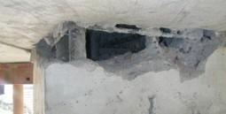 Reparación de un pilar hormigón por fallo de hormigonado | Patología Rehabilitación Edificios Materiales Construcción | ARGOS | Scoop.it