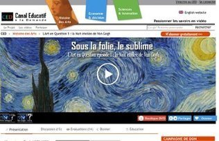 «L'Art en question», le webdoc qui fait aimer l'art (Exponaute) | Clic France | Scoop.it
