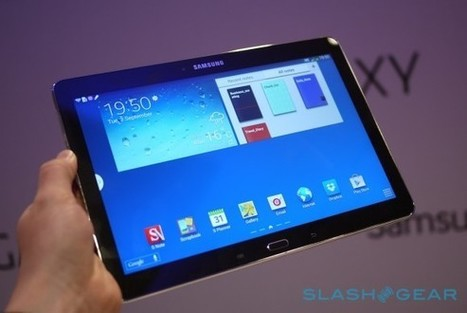 Galaxy Note 10.1 2014 Edition pre-order starts tomorrow | Technology News | Scoop.it