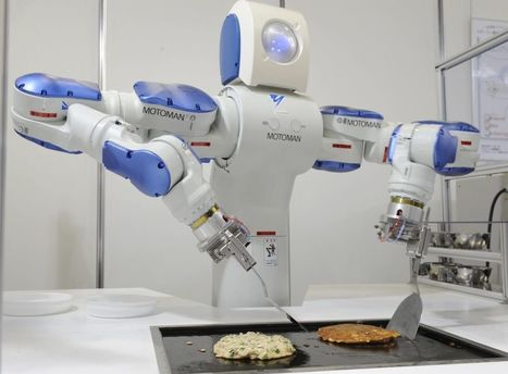 Soon robots could make you pancakes, among other things - Fortune | Heron | Scoop.it
