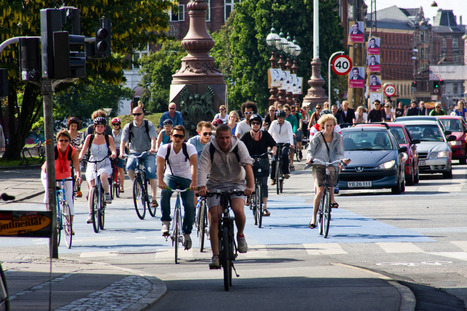Cycling Culture in Copenhagen | Geography resources | Scoop.it