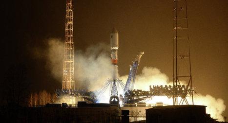 """Une fusée Soyouz décolle avec un satellite du """"GPS russe""""   Econopoli   Scoop.it"""