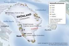 Bergbauriesen greifen nach Grönlands Rohstoffschatz | Auswirkungen des Rohstoffabbaus | Scoop.it